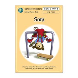 Dandelion Readers Set 1 Sam