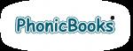 Phonic Books logo highlighted