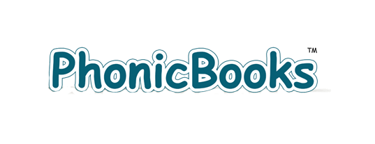 Phonic Books logo