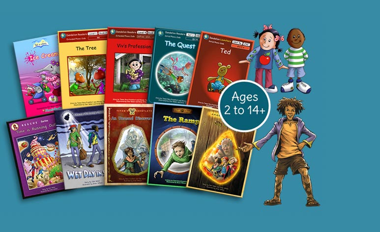 Phonic Books Products