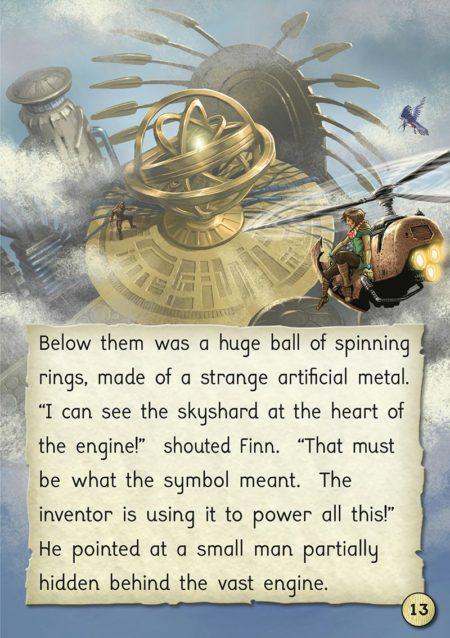 Titan's Gauntlets, Set 1