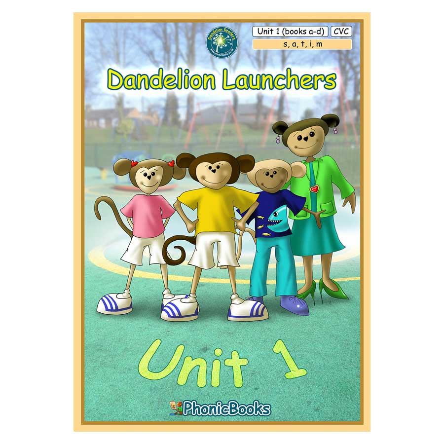 Dandelion Launchers iBook - Unit 1
