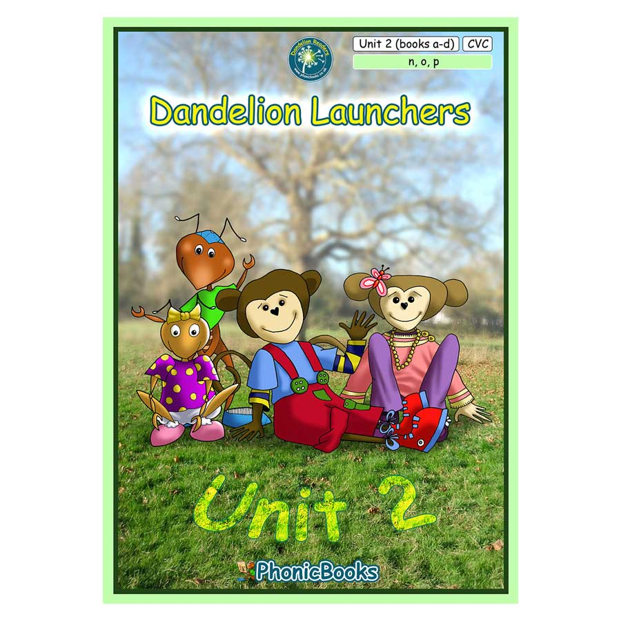 Dandelion Launchers iBook - Unit 2