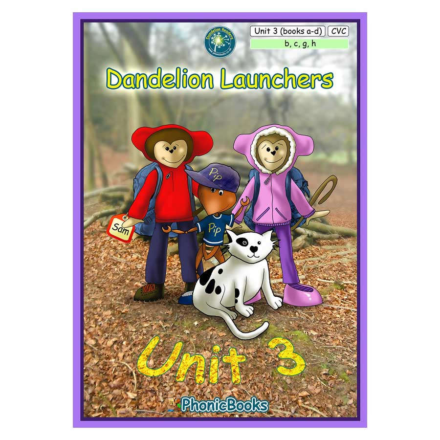 Dandelion Launchers iBook - Unit 3