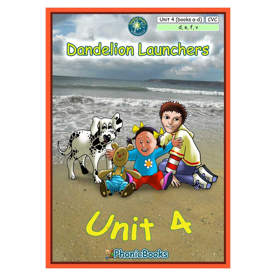 Dandelion Launchers iBook - Unit 4