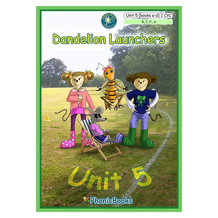 Dandelion Launchers iBook - Unit 5
