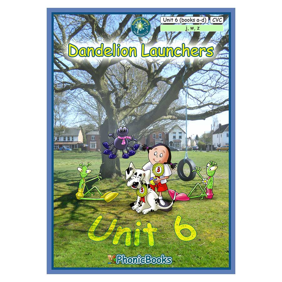 Dandelion Launchers iBook - Unit 6