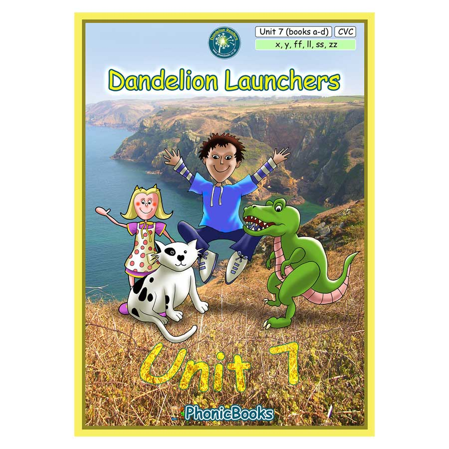 Dandelion Launchers iBook - Unit 7