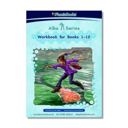 Alba Series Workbooks