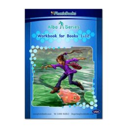 Alba Series, Workbook, Books 1-12 USA Version