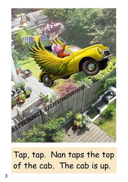Dandelion Readers Set 3 Units 1-10 Inner Page