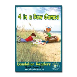 Dandelion Readers Workbooks