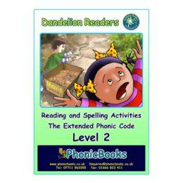 Dandelion Readers Workbooks