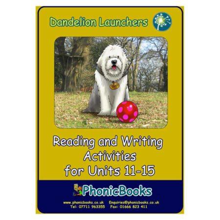 Dandelion Launchers Workbooks