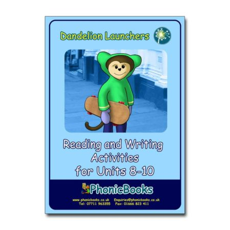 Dandelion Launchers Workbooks