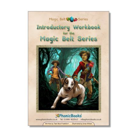 Magic Belt Series Workbook
