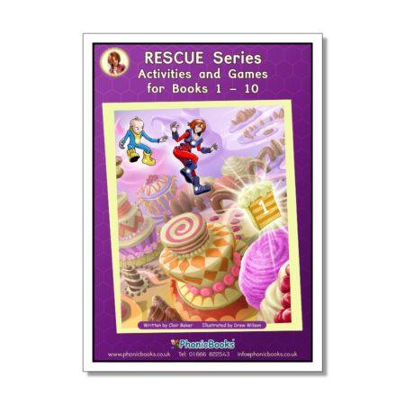 Rescue Series Workbooks
