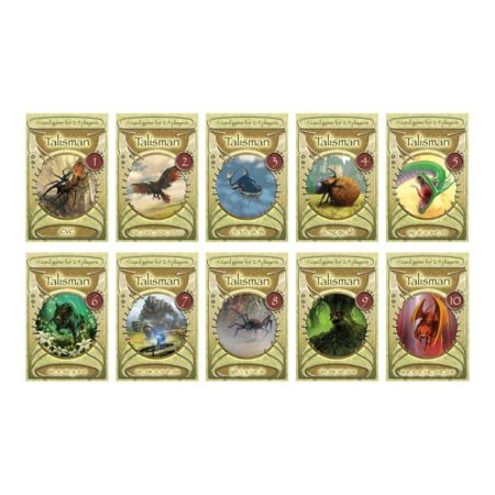Talisman Series Card Games