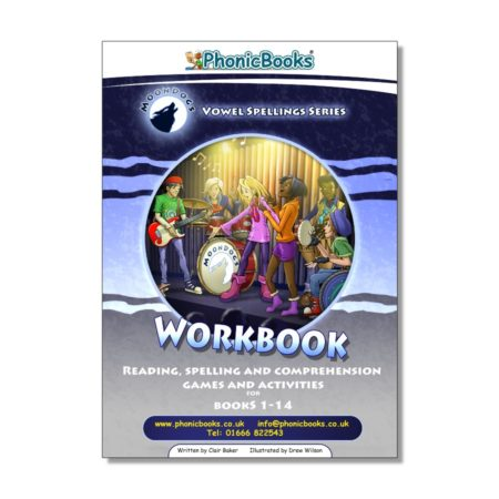 Moon Dogs Series - Set 3 - Workbook