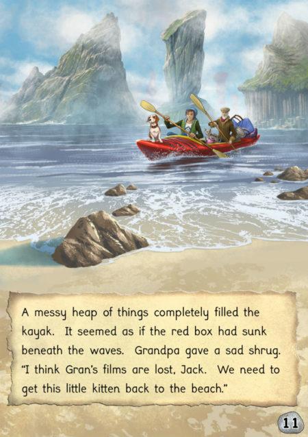 island-adventure-series