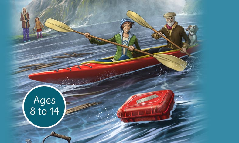 Island Adventure Series, Ages 8 to 14